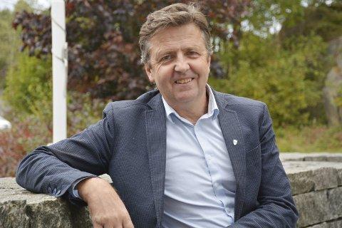 Rådmann Trond Aslaksen heller mot å bli kalt kommunedirektør framover.