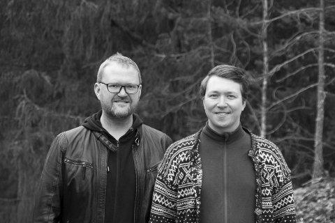 Konsert med historisk perspektiv: Olaf Moen og Robert Løkketangen kommer til Søndeled neste lørdag.