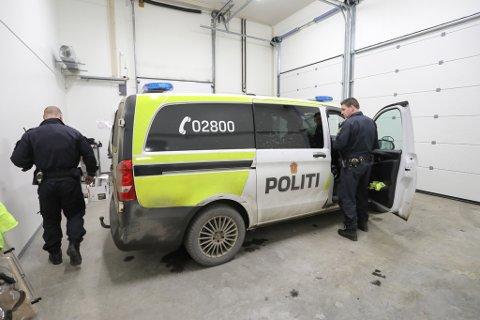 I denne saken kan du lese helgas hendelser for politiet fra fredag til mandag morgen.