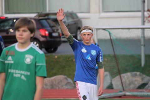 MÅLMASKIN: Gjersdølingen Tor Magnus Mykland har scoret 23 (!) mål på de siste sju kampene.