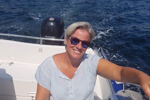 Berit Weiby Gregersen fra Risør har søkt jobben som samfunnsplanlegger i Risør kommune. Hun jobber nå som rådgiver i Agder fylkeskommune.