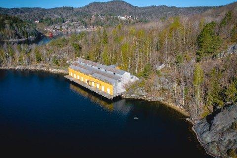SOLGT: Fossberg Kraft AS har akseptert et bud på Apalvika-eiendommen på Søndeled.