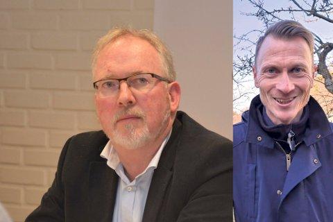 KRITISK: Ordfører Per Kr. Lunden ønsker ikke å komme på kant med fylkeskommunen.