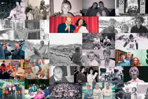 NYE HELE TIDEN: Her er et lite utvalg av de 1500 arkvibildene vi har lagt ut så langt. Denne lista vil fylles på når nye bilder blir lagt til. Her er det timevis med nostalgi i vente. God fornøyelse.