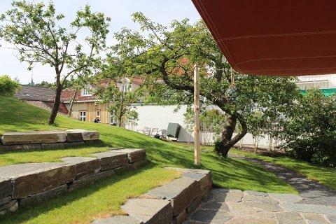 ALKOFRITT: Hollenderhagen, og den tilhørende scenen, kan kun brukes til alkoholfrie arrangementer, etter bystyrets vedtak på torsdag.