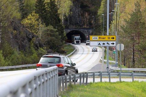 Tall fra Statens vegvesen viser at det er betraktelig økning i trafikken i år. Arkivfoto: Stig Sandmo