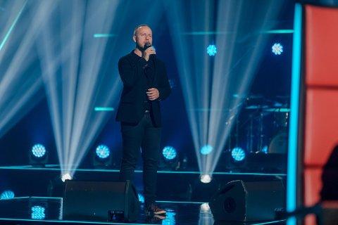 VIDERE: Knut-Sigurd Bygland hadde ingenting å frykte i The Voice. Han fikk nemlig tre av fire dommere til å snu seg, og han endte til slutt opp med å velge Espen Lind som sin mentor videre i programmet.