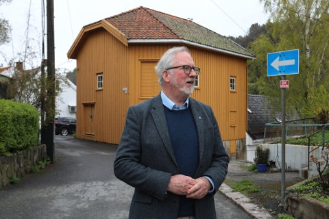 Ordfører Per Kr. Lunden i Risør ber alle som oppholder seg i Risør om å praktisere strengt smittevern når vi nå går inn i høsten.