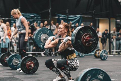 I 2012 begynte Tine Thorsen med Functional Fitness. Nå skal hun delta i NM for tredje gang.