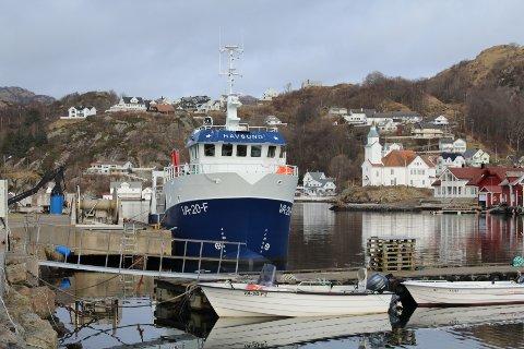 SESONG BESTE: «Havsund» tok 18 tonn makrell på den seneste turen og dette er den største fangsten Hidra-båten har tatt så langt i årets dorgefiske.