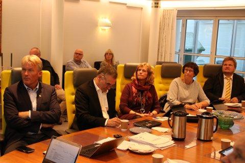 Formannskapet i Flekkefjord anbefaler bystyret å vedta vertskommuneavtalen og kostnadsfordelingen knyttet til drift av Nav Lister.