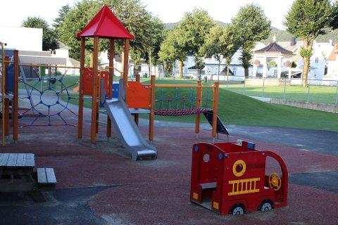 BARNEHAGE: Investeringen i ny barnehage i Sundeparken (bildet) holdt seg innenfor budsjettene, men årets drift av kommunale barnehager viser overskridelser.