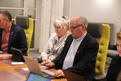 OMKAMP: Jan Sigbjørnsen (H) opplyste at det er flertall for at sammensetningen av byggesaksutvalget «utvalg for samfunn» skal gjøres på nytt.