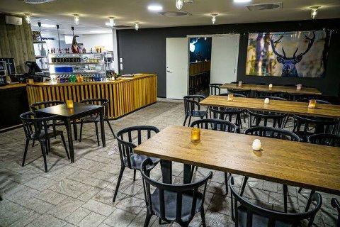 OMBYGGING: Sirdal Booking AS skal bygge om restaurantlokalene, og ønsker i den forbindelse å utvide både lokaler og skjenkearealet.