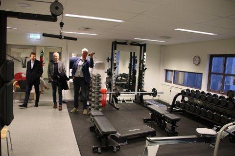 Ordførerne i Lister var tidligere denne uken på Sørlandets rehabiliteringssenter. Der fikk de noen tips om at bedre samarbeid er helt avgjørende.