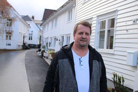 BLE HOLDT UTENFOR: Flertallet i bystyret ville ikke gi ordfører Torbjørn Klungland (Frp) sete i Konsesjonskraft IKS eller IRS Miljø.