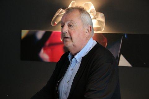 FERJEMANN: Daglig leder Alf Jørgen Fedog i Flekkefjord Dampskipsselskap er tredje generasjon leder i det lokale selskapet. Fra 2021 mister selskapet de to eneste ferjestrekningene som de driver.