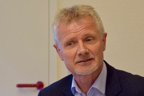 Ordfører Thor Jørgen Tjørhom (Sp) og resten av formannskapet var kritiske til situasjonen.