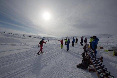 FOR ALLE: Selv om Sesilåmi har blitt et Ski Classics-løp er det først og fremst et langrenn for vanlige mosjonister.