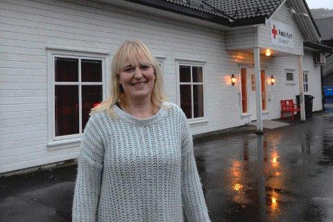 JOBBESOMMER: – Det blir full jobb med sommerkurs i år frem til september, så ferien må vente, sier Melinda Kvinlaug