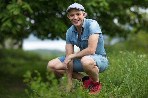 Erik Alfred Tesaker fotografert som deltager i Farmen Kjendis. Foto: TV 2