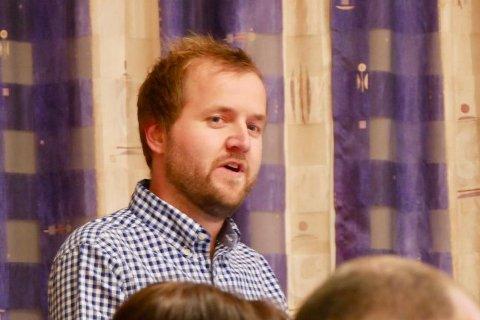Morten Ovedal (SP) mener ordføreren har vært informert hele veien.