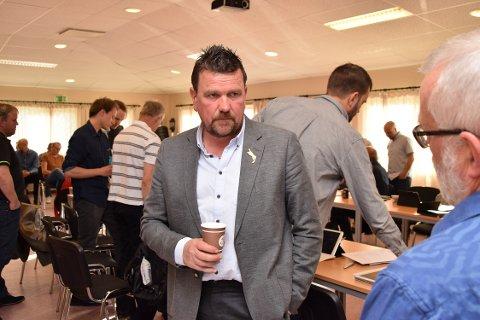 APPELLERTE: - Hvis dette gjelder livet, hvorfor har vi ikke fått den avtalen i boks? sa Frank Midtbø (Ap).