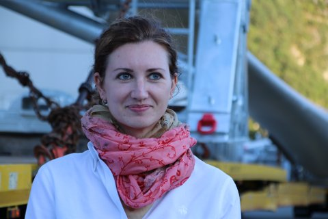 HÅPER PÅ ENIGHET: Sirdal kommune vurderer rettssak på grunn av brudd på samarbeidserklæringen mellom Tonstad Vindpark AS og Sirdal kommune kommunikasjonsansvarlig Henriette Sarah Holberg i Tonstad Vindpark AS har fortsatt tro på dialog.