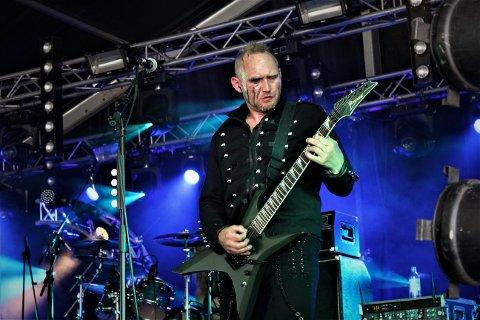 Guardians of time spilte på Lemmy-stage.