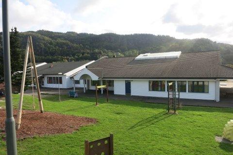 MER PLASS: Nygård barneskole har behov for mer plass. Det anbefalte utbyggingsalternativet vil koste cirka fem millioner mer enn budsjettert.