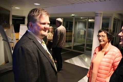 Stian Birkeland kom inn, men Unni Å. Kydland røk ut fra KrF sin bystyregruppe.