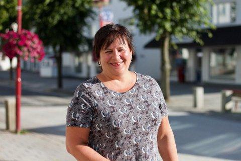 MOTIVERT: Malin Stokkeland (Sp) er motivert for å gjøre en god jobb for innbyggerne i Kvinesdal som varaordfører.