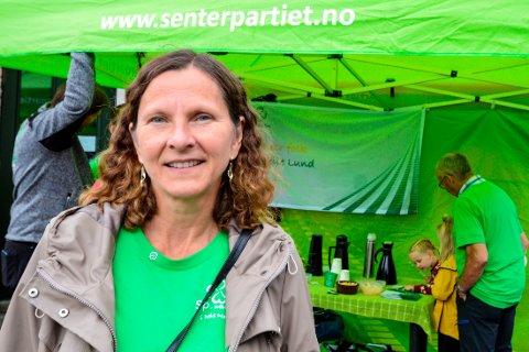 VRAKET: Magnhild Eia (Sp) er overrasket over måten KrF valgte å vrake partiet på.