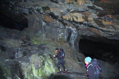 MINERAL-RESSURSER: Blåfjellgruvene i Sokndal kom i drift for 150 år siden. Nå det mineralressursene i dette området igjen blitt aktuelle å kartlegge.