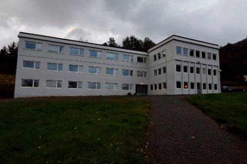 BASE: Bibelskole/ internatbygget  i Sarons Dal er tenkt som base for asylmottak for 150 personer i Kvinesdal.