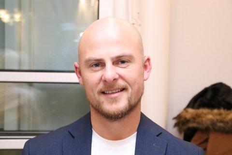 Leder og gruppeleder Jan Erik Hogstad i Flekkefjord Frp.
