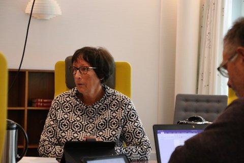 ENGASJERT: Hanne Risvold (KrF)slår fast at hun skal gjøre alt hun kan for å få endret reglene for tildeling av rom på Sundeheimen.