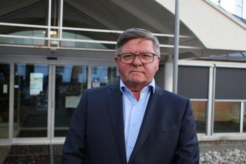 Fylkesmann Stein A. Ytterdahl i Agder får nå tittelen statsforvalter.