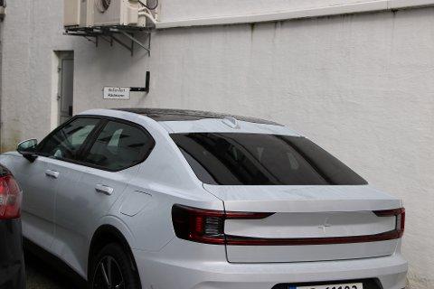TILBAKEKALLES: Polestar tilbakekaller samtlige biler av modellen Polestar 2, etter flere tilfeller der elbilen plutselig har stanset.  Rådmannen i Flekkefjord er en av de lokale eierne av en Polestar.