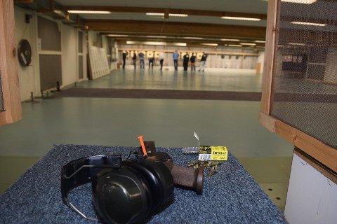 HAR SØKT: Kvinesdal Pistolklubb er blant de som har sendt inn søknad om kompensasjon