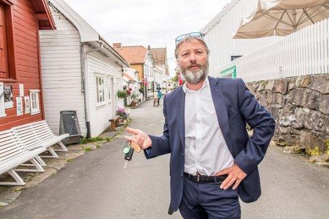 STRID I MOTVIND NORGE: – Jeg har 44 års erfaring i naturvern og gremmes, sier Rune Haaland til Agder.