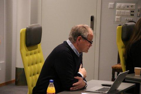 ØYNA OG HIDRA: Tidligere ordfører Jan Sigbjørnsen (H) sørget for at formannskapet fikk med et innspill om et ferjefritt Agder til den nye regionplanen.