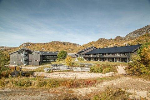 NYTT TILBUD: Dette hotellet kan bli elevenes nye skole det de neste 18 månedene.