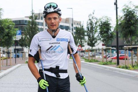 VINNERKANDIDAT: Stian Hoelgaard vant Sesilåmi som 19-åring. Nå satser han på å gjenta bedriften.