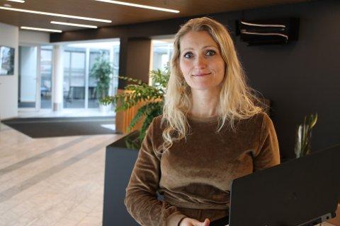 MÅ REKRUTTERES: Kommunalsjef for Helse og Velferd i Flekkefjord, Inger Marethe Egeland forteller at det jobbes med rekruttering av fastleger til Flekkefjord.