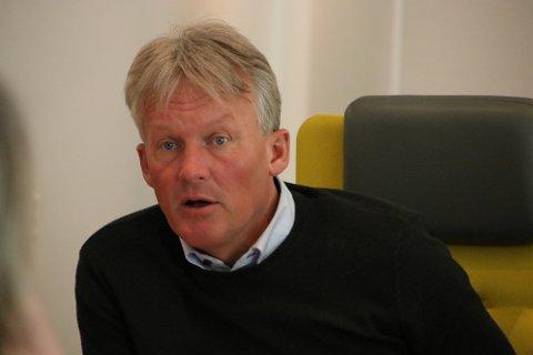 MANGE SPØRSMÅL: Rådmann Bernhard Nilsen og hans stab får mange spørsmål om eiendomsskatt etter at meldingen om skattetaksten for 2020 ble sendt ut.