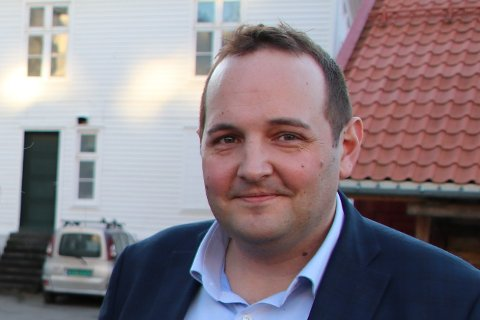 MOT VINDKRAFT: Gisle Meininger Saudland ber regjeringen stoppe utbygging av vindkraftverk som er brakt inn for domstolene, inntil sakene er avgjort.