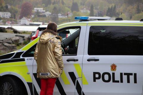 Det var under russedåpen at politiet kom for å gi russepresident Juliane Bruseth beskjed om at noen russ var observert urinerende på ulovlige steder.