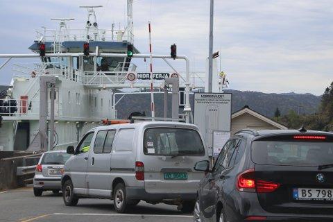 ANBUD PÅ OPPGRADERING: «Oppgradering av ferjekaier i Flekkefjord» skal ut på anbud foreslår fylkesrådmannen, men det blir det debatt om.