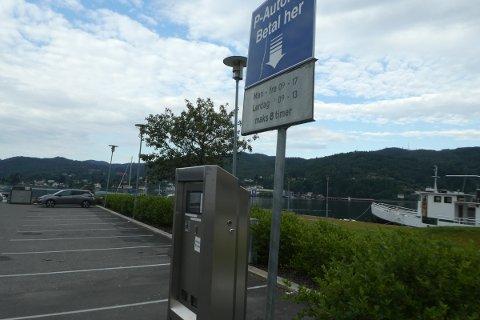 GRATIS I SOMMER?: Varaordfører Stian Birkeland (Uavh.) foreslår gratis parkering i Flekkefjord i sommer.